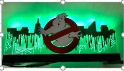 Ghostbusters LED Sign