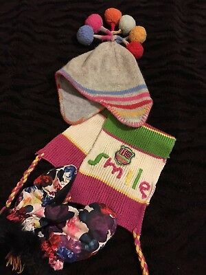Hat Gloves And Scarf Set Age 3 6 Years ba36f7fcd449