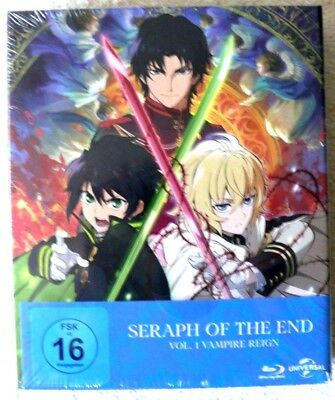 Seraph of the End: Vampire Reign - Vol.1 - Limited Premium Edition - NEU & Ovp