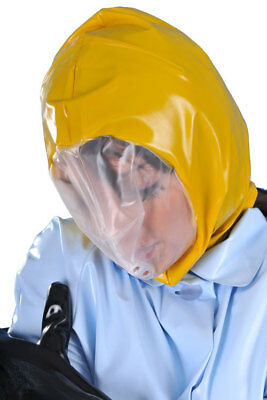 PVC Suction Mask / Plastic Vacuum Hood - PVCuLike Clothing