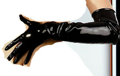 Long Latex Gloves / Rubber Gloves