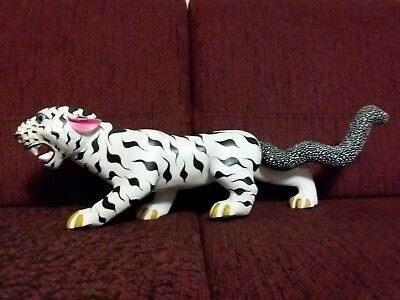 """Oaxacan Alebrije Woodcarving Mexican Very large 23"""" Tiger"""