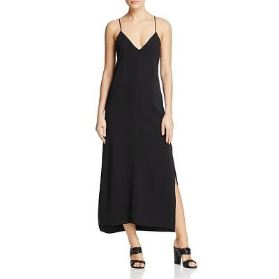 Elizabeth and James Womens Dara Night Out V-Neck Party Midi Dress BHFO 4504 9f117c54d