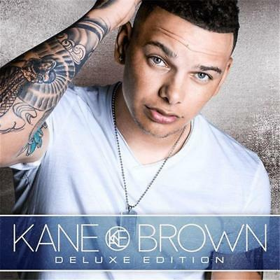 KANE BROWN SELF TITLED Deluxe Edition 4 Extra Tracks CD NEW