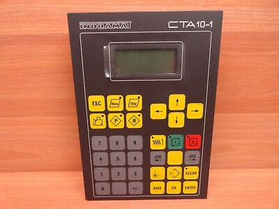 *New In Box Indramat Cta10-1 Programming Display Module Operator Interface Panel