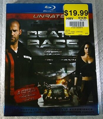 Death Race (2008, Canada) Unrated Edition Slipcover Only