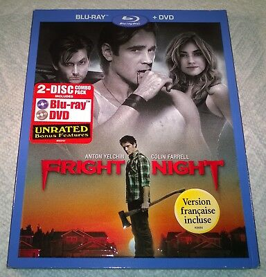 Fright Night (2011, Canada) Slipcover Only