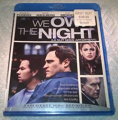 We Own The Night (2007, Canada) NEW