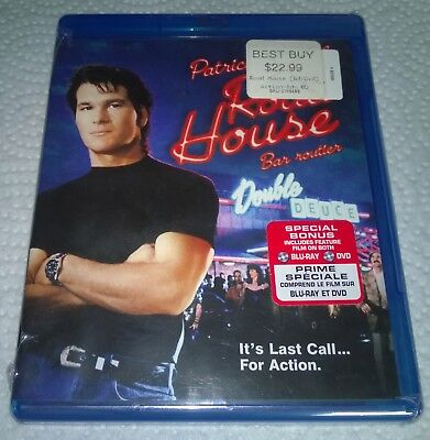 Road House (Blu-ray, 2009, Canada) NEW