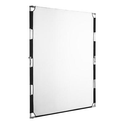 """Glow Reflector Panel and Sun Scrim Kit 55"""" x 78.7"""" with Carry Bag #RP-SC-5578"""