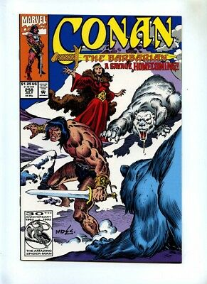 Conan the Barbarian #258 - Marvel 1992 - FN+