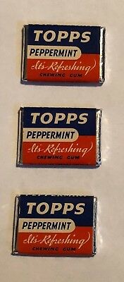 1946 Topps Gum Unopened Packs RARE in this condition - Peppermint
