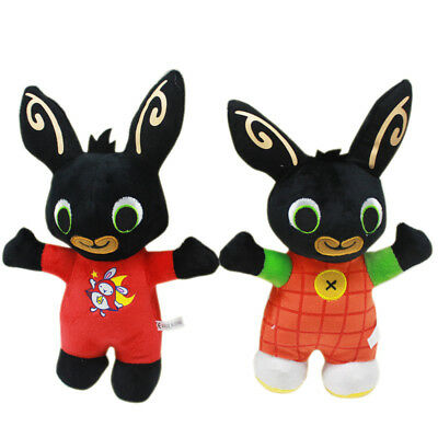 "NEW 14"" Bunny Bing rabbit Plush Christmas gift toy Cartoon Selling Doll Cute"