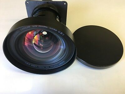 Sanyo LNS-W32 Fixed Projection 0.8:1 Short Throw On Axial Projector Lens Eiki