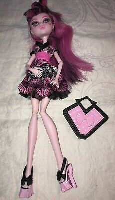 Draculaura Monster High Doll Monster Exchange Preowned