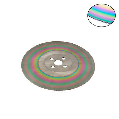 """11"""" HSS Circular Saw Blade Disc For Cutting Stainless Steel Pipe 275x1.2x32mm"""