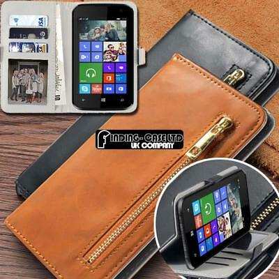 Flip Cover Stand Wallet Card Leather Case For Various ARCHOS SmartPhones