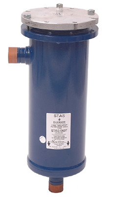 Filter Drier Take Apart For Most Refrigerants  Stas-48-11-T 1 1/8 Odf  Alco