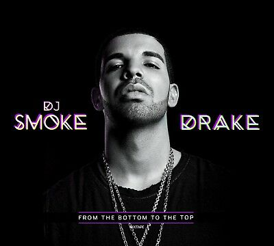 Drake - Mixtape-From The Bottom To The Top  Cd New+