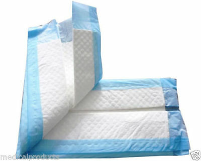 150 23x24 QUILTED Ultra Heavy Absorbency Dog Puppy Training Wee Wee Pee Pads