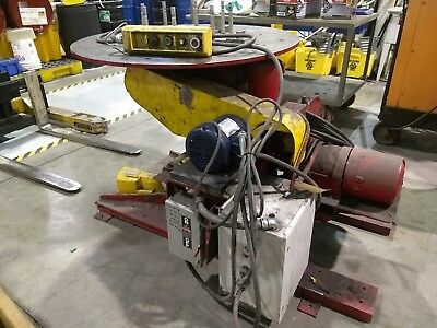Ransome 2500lb. Welding positioner