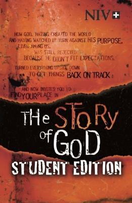 The Story of God (NIV, Student Edition)