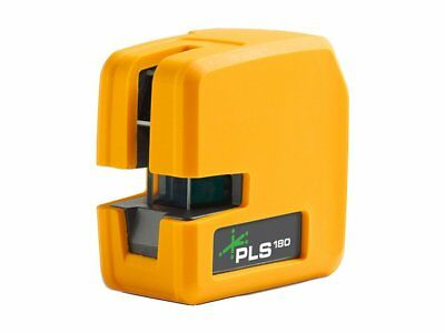 PLS 180 Green - Vertical and Horizontal Continuous Green Line Laser
