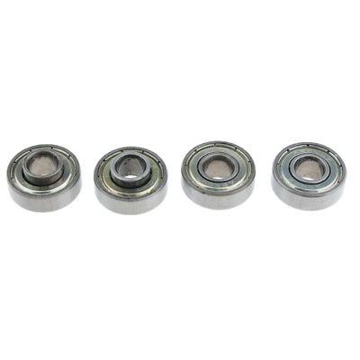 4x Wheelchair Bearing Front Caster Bearing Quiet Operate Make Smoother ride