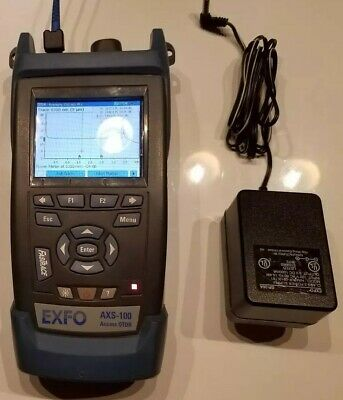 EXFO AXS-100 Access OTDR 1310/1550,  POWER METER & Probe