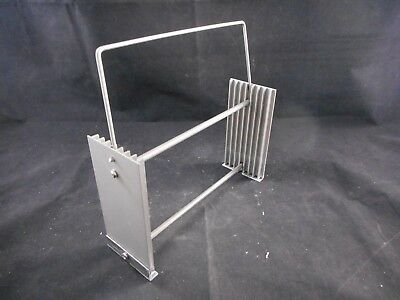 GENERAL GLASS Aluminum Rack Holds 6 Plates 20 x 10cm for TLC Chambers 80-9