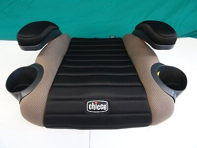 Chicco GoFit Backless Booster Car Seat – Caramel, Item # 07079751520070 - #4