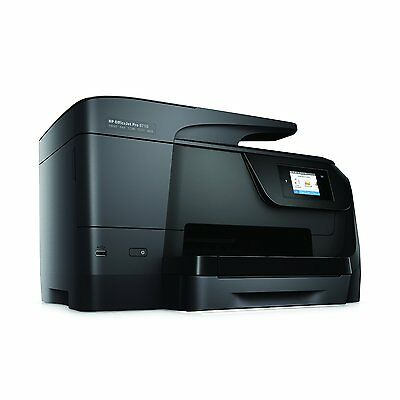 HP OfficeJet Pro 8710 Wireless All-in-One Color Inkjet Printer Instant Ink --New