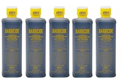 Barbicide Salon Barber Professional Disinfectant Solution 473ml (5 Pcs Offer)😱