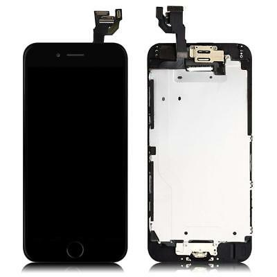 For iPhone 6 Black Replacement LCD Touch Screen Digitizer Full Assembly