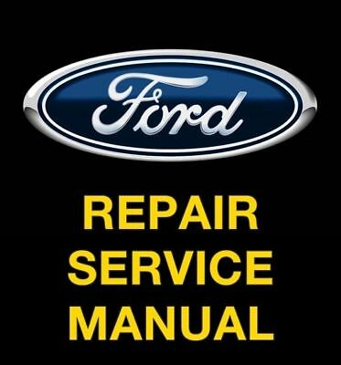Ford Expedition 2012 2013 2014 2015 Service Repair Manual