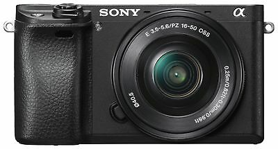 Sony A6300 Compact System Camera 16-50mm Lens.