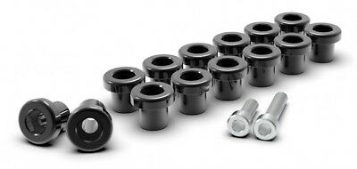 Superforma SR20DET Non-VVT Rocker Cover Bolt and Washer Kit - Black