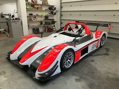 Radical SR3 RS Paddleshift 2009