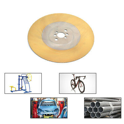 """12"""" HSS Circular Saw Blade Cutting Disc for Stainless Steel Pipe 300x1.6x32mm"""
