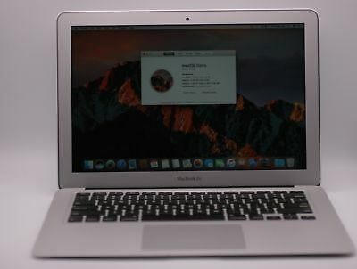 Apple Macbook Air MQD32LL/A A1466 2017 13.3in 120GB SSD 1.8Ghz Intel Core i5 8G