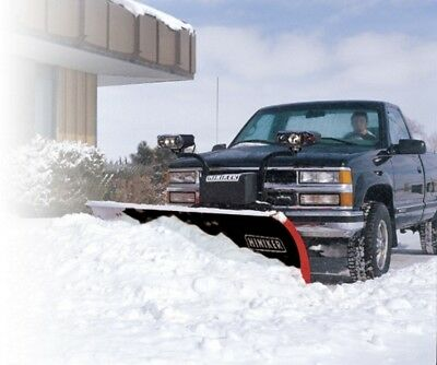 Jeep Snow Plow >> Snow Plow Light Truck Jeep Suv Hiniker Conventional 7 5