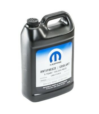 Engine Coolant Mopar 68048953Ab 3.785L All Jeep/chrysler/dodge/ram Up To 2013