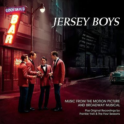 Jersey Boys - Original Soundtrack (New & Sealed CD) (Frankie Valli) Gift Idea