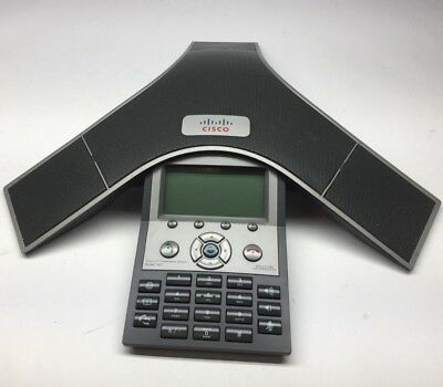 Cisco CP-7937G 2201-40100-001 VoIP Conference Station business Phone 7937