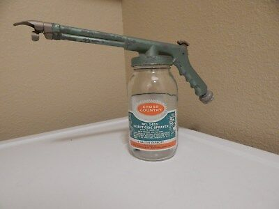 Vintage Sears Cross Country Insectiside Sprayer No 1455