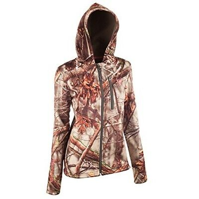 d080b857 HUNTWORTH WOMENS JACKET Medium Oak Tree Ultraviolet Camo Performance ...