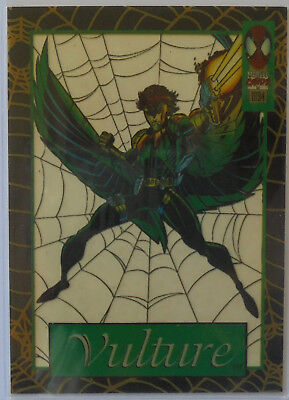 1994 Amazing Spiderman Suspended Animation Trading Cards #8 Vulture