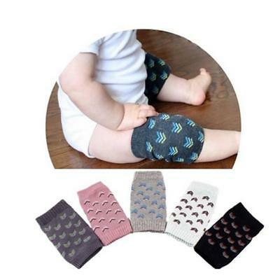 Kids Baby Knee Pad Protector Safety Crawling Elbow Cushion Infants Toddlers YU