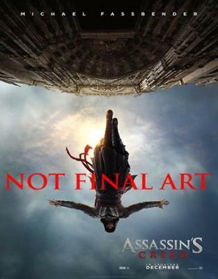 Assassin's Creed (DVD,2016)