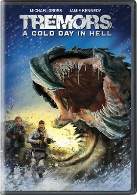 Tremors: A Cold Day in Hell (DVD,2018)